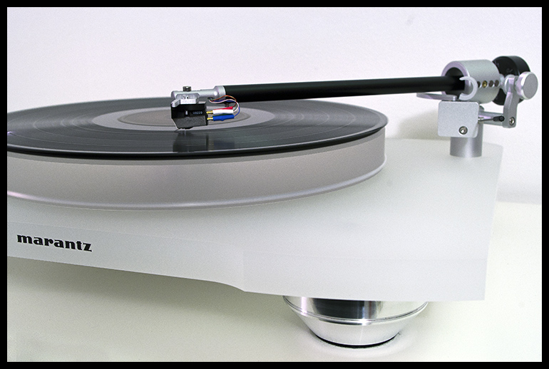 Sonic Synergy Marantz Tt 15 S1 Turntable