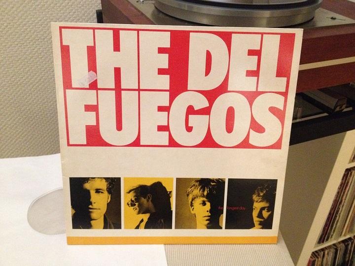 Del Fuegos The Longest Day