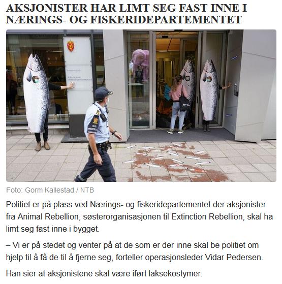 2020-09-21 12_55_59-Aksjonister har limt seg fast inne i Nærings- og fiskeridepartementet - VG...png