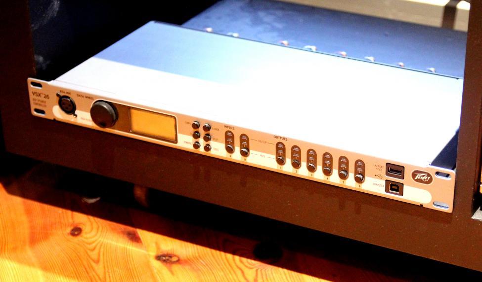 Navn:      7-Peavey Elektronisk delefilter DSP.jpg Visninger: 16817 Størrelse: 56.6 Kb
