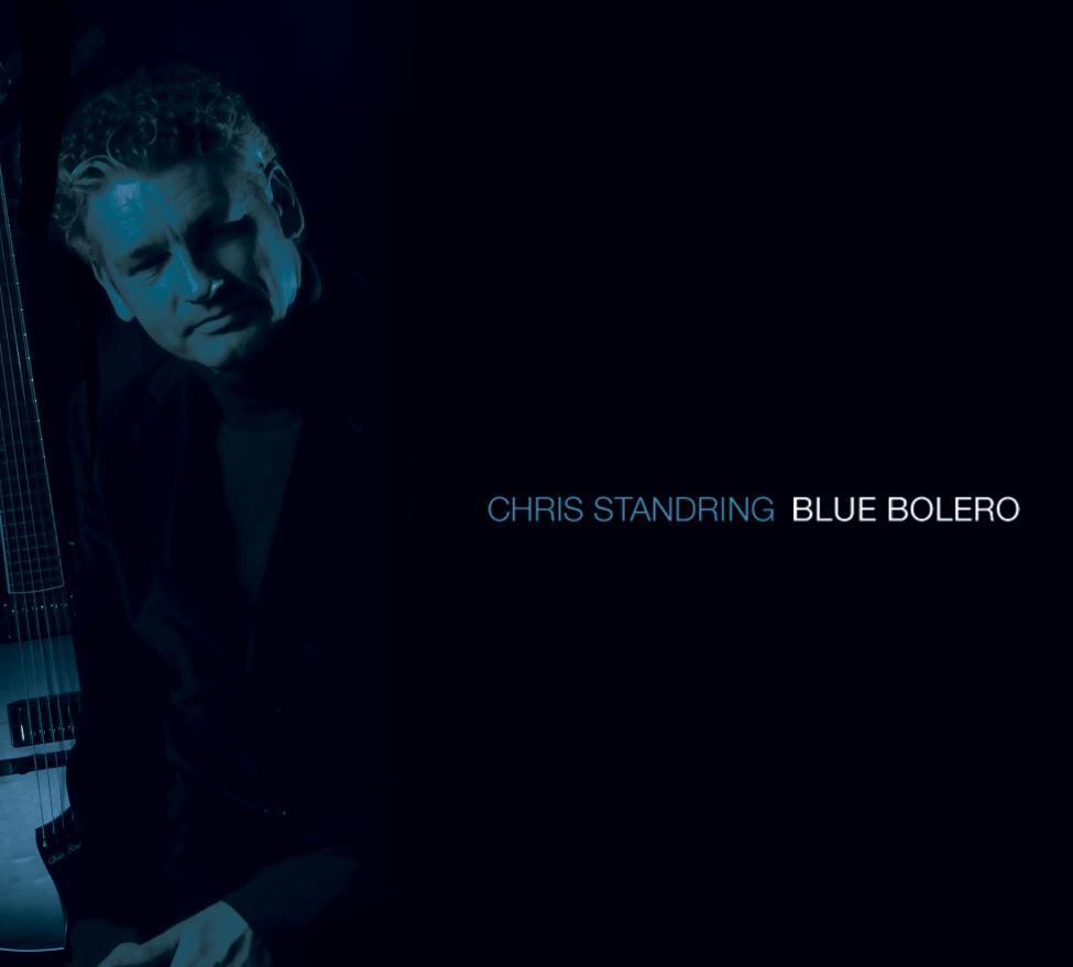 Chris Standring - Blue Bolero