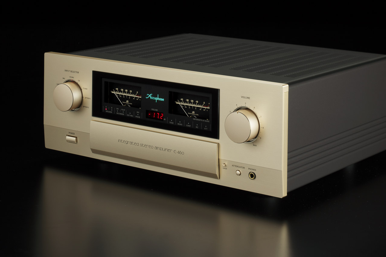 【accuphase·460】accuphase e 460 – TouPeenSeen部落格