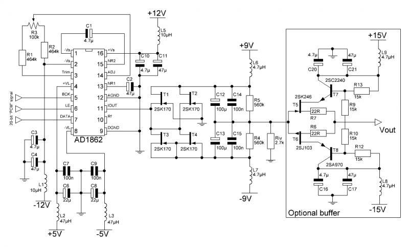 384 khz nos ad1862 asynchronous usb dac