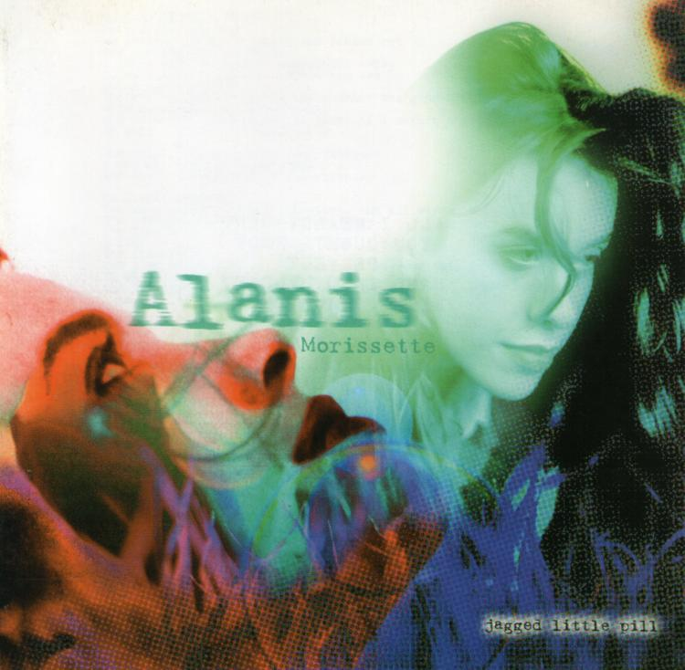 Navn:      Alanis Morissette - Jagged Little Pill. Maverick Reprise 45901-2. 1995.jpg Visninger: 37 Størrelse: 62.7 Kb