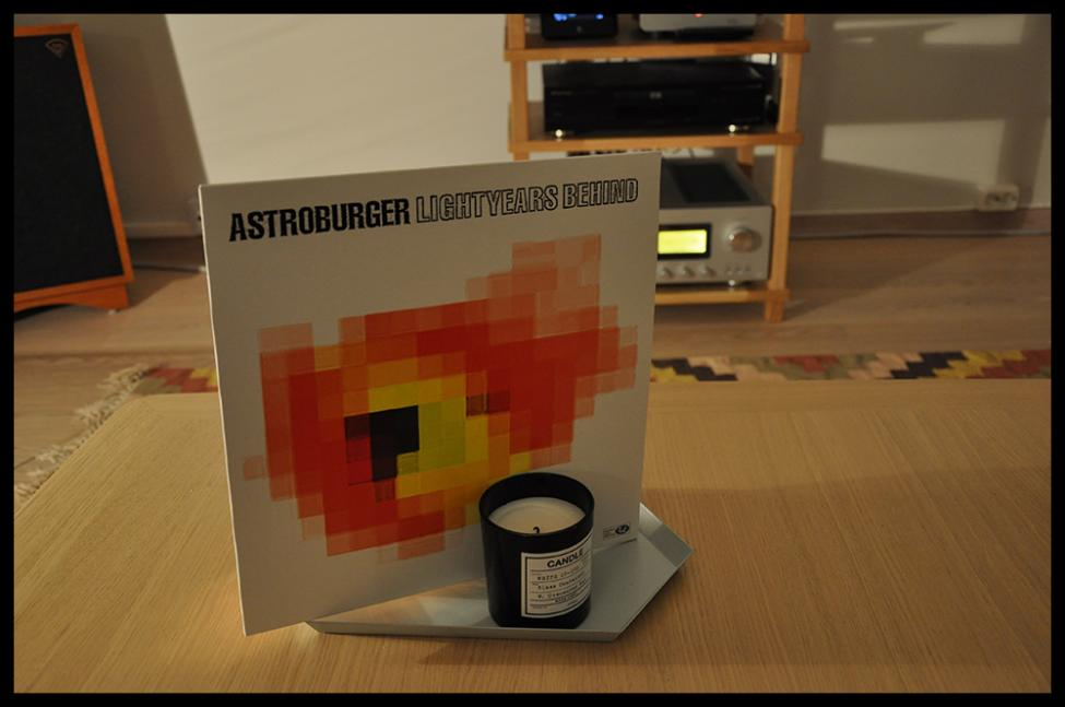 Astroburger - Lightyears Behind