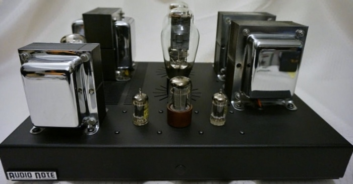 Navn:      Audio Note Kit One 300B power amplifier.preview.jpg Visninger: 127 Størrelse: 62.6 Kb