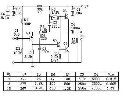 Navn:      Class-A-JLH1969-Amp-PCB-DIY-_1.jpg Visninger: 304 Størrelse: 24.0 Kb