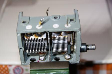 Navn:      Dreiekondensator uten hjul.JPG Visninger: 303 Størrelse: 33.8 Kb
