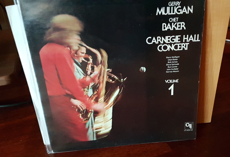 Gerry Muligan Chet Baker - Carnegie Hall Concert-vol1.png
