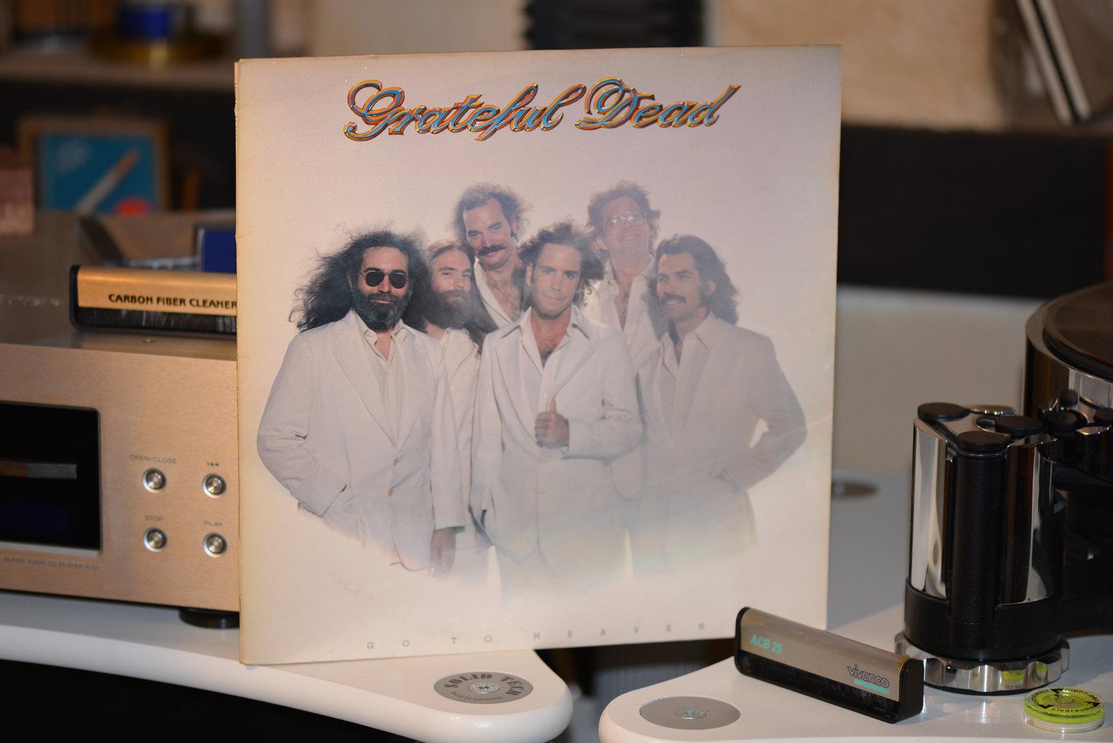 Grateful Dead. Go To Heaven. 1980 001.JPG