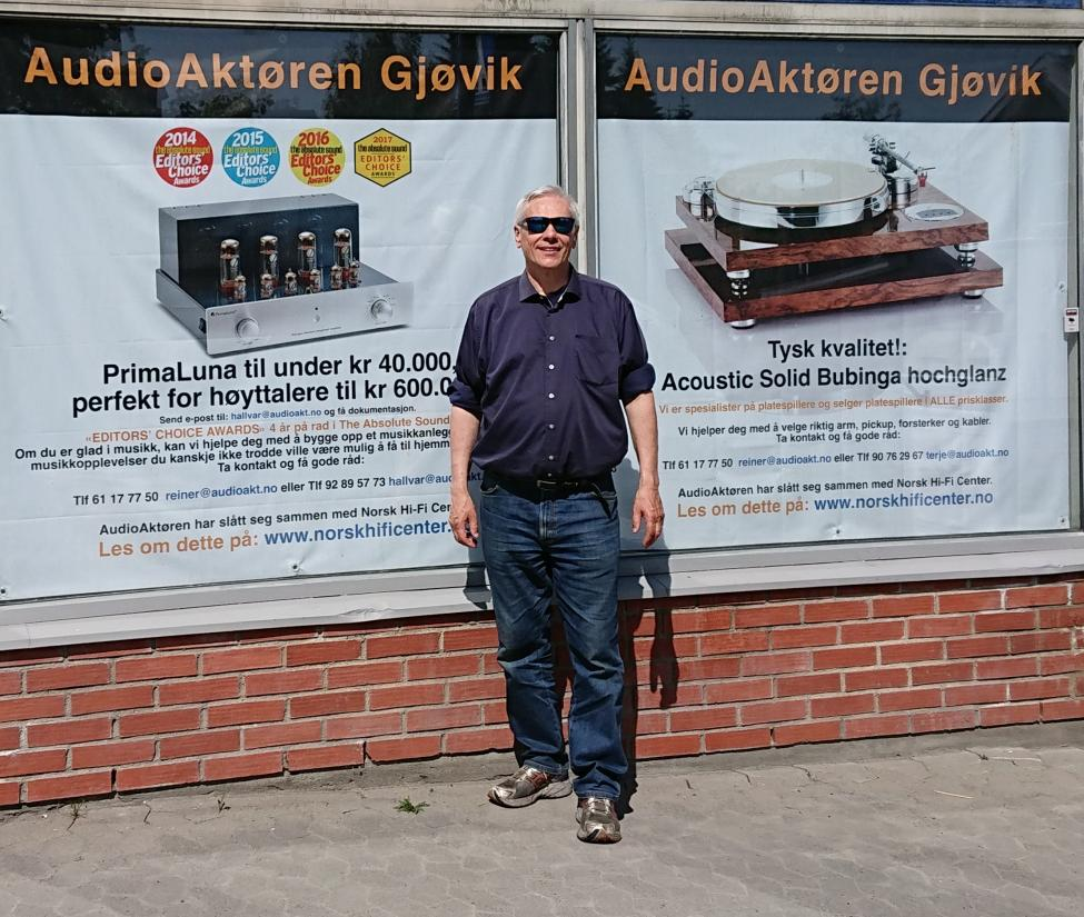 Navn:      Hallvar på Gjøvik.jpg Visninger: 4733 Størrelse: 147.6 Kb