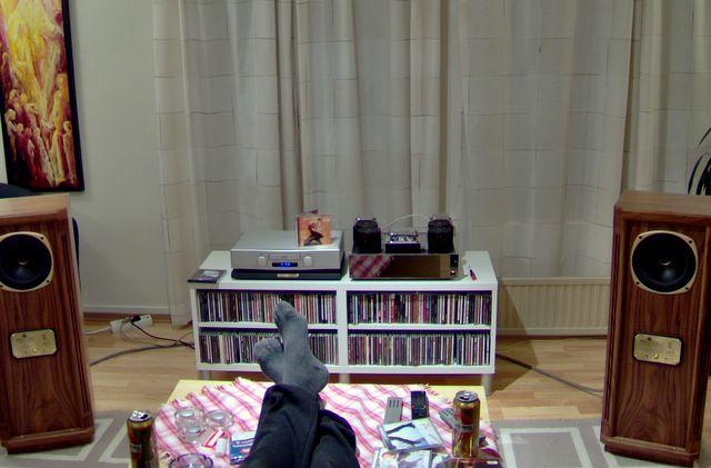 tannoy side 12. Black Bedroom Furniture Sets. Home Design Ideas