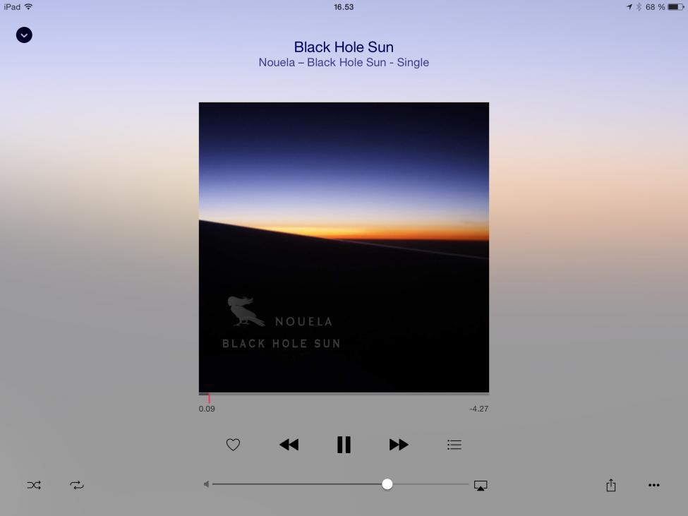 black hole sun nouela - photo #14