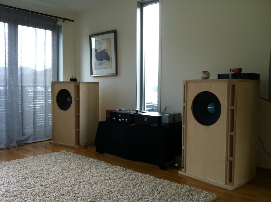 DIY Coaxial speaker - diyAudio
