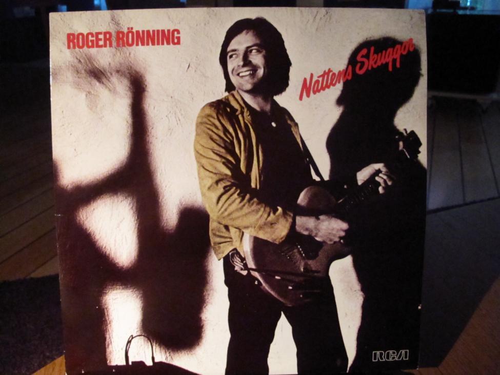 Roger Rönning - Nattens Skuggor