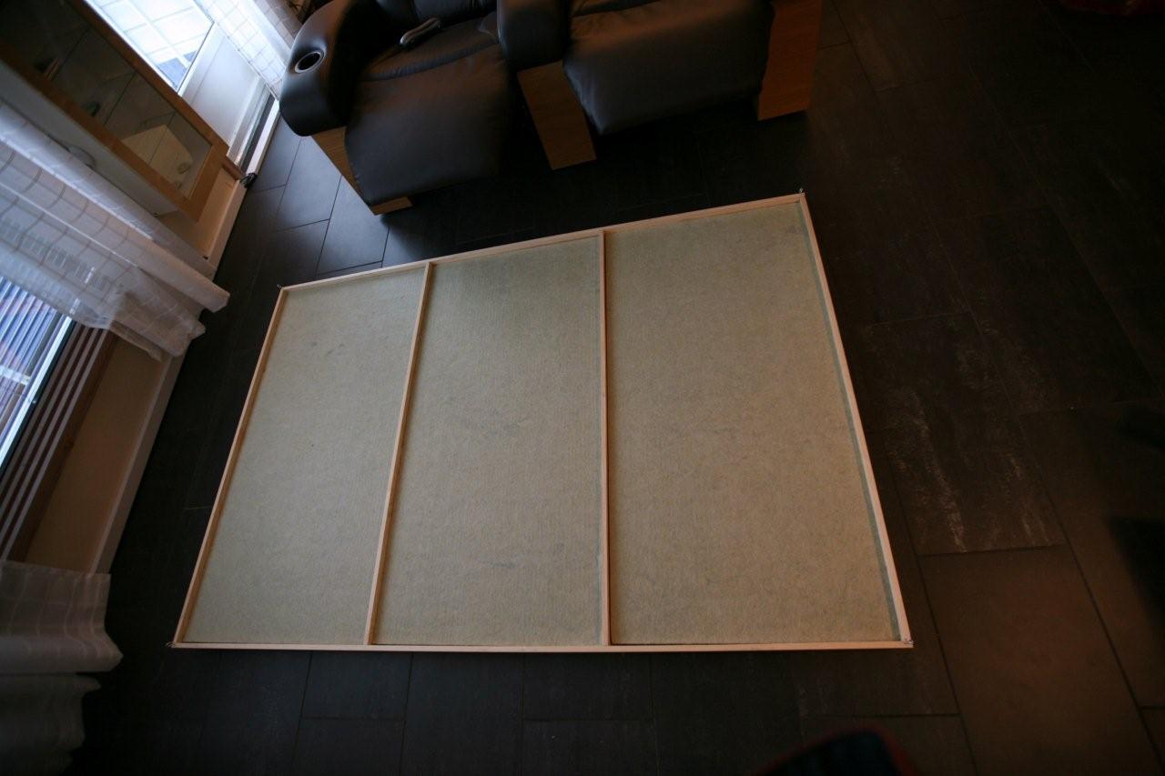 Lage akustikkplater
