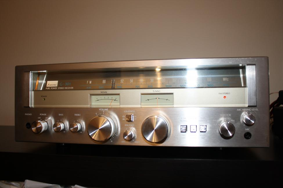 Service manual kenwood Kr 5600