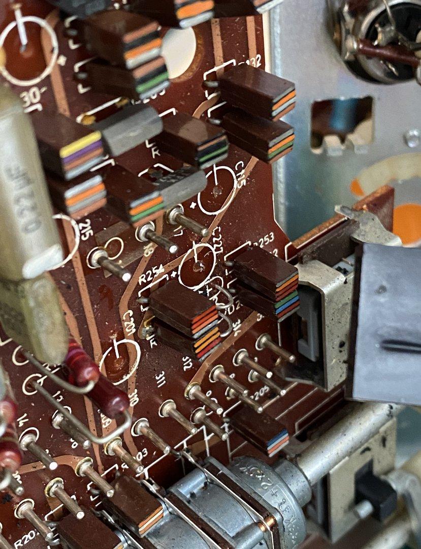Arbeidstråd: Fiksing av Tandberg 6041X (6000X) | Side 3