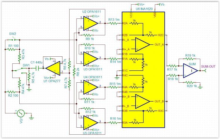 Hekte to ampere en kondensator