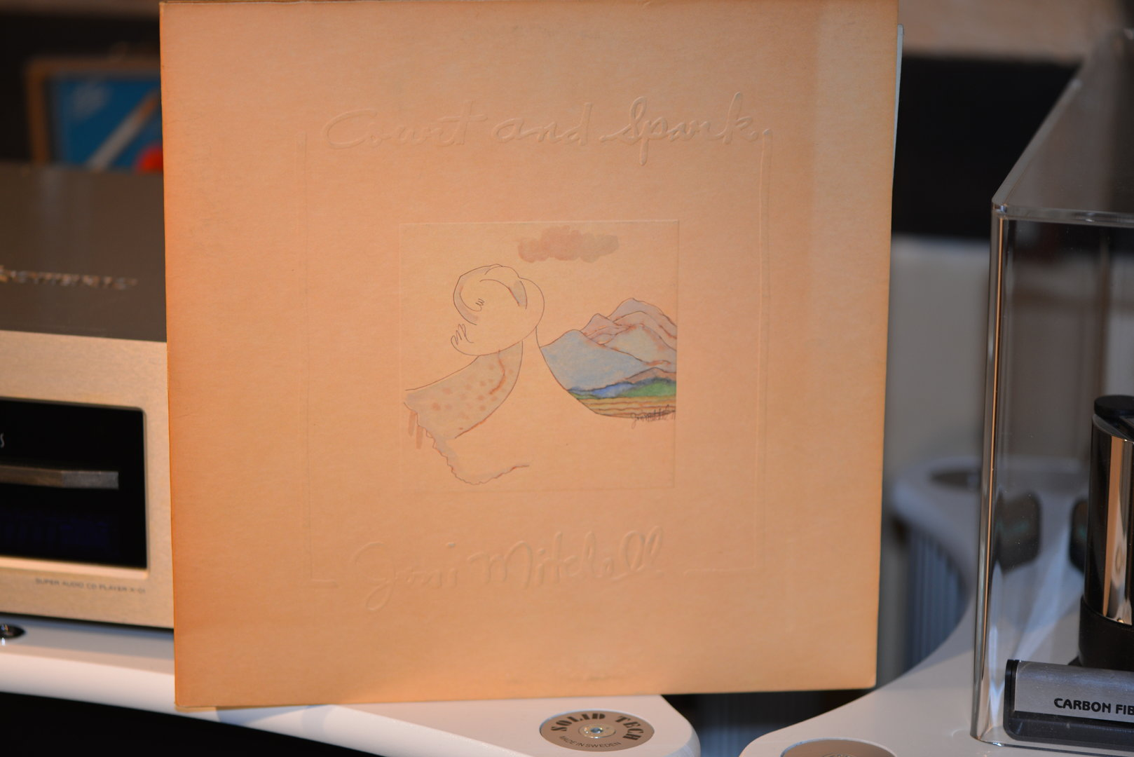Joni Mitchell. Court and spark. 1973 001.JPG