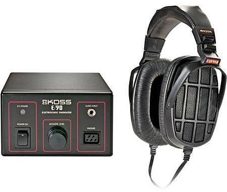 Navn:      Koss ESP950 Electrostatic Headphones.jpg Visninger: 4483 Størrelse: 31.5 Kb