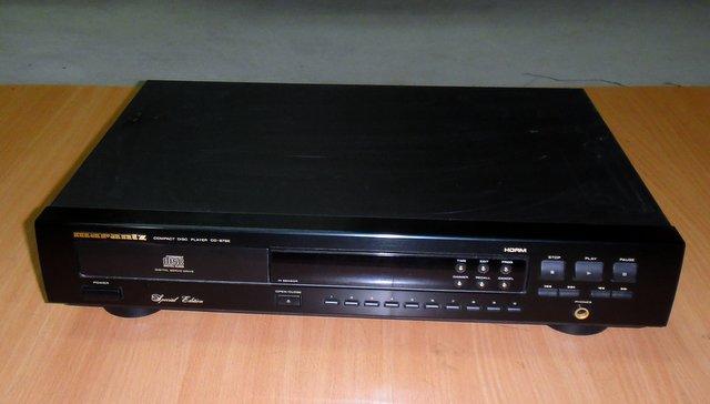 Marantz CD67SE CD player.JPG