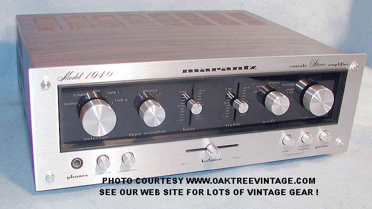 Navn:      Marantz_1040_Stereo_Integrated_Amp_Amplifier_web.jpg Visninger: 1319 Størrelse: 64.8 Kb