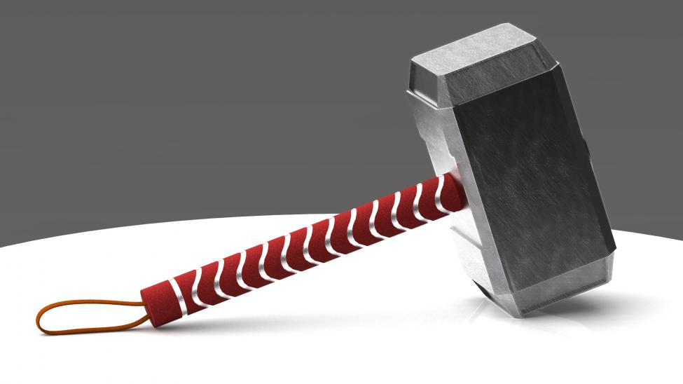Navn:      Mjolnir_the_Mighty_Hammer_of_Thor.jpg Visninger: 154 Størrelse: 31.5 Kb