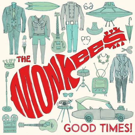 Navn:      Monkees - Good Times.jpg Visninger: 404 Størrelse: 52.3 Kb