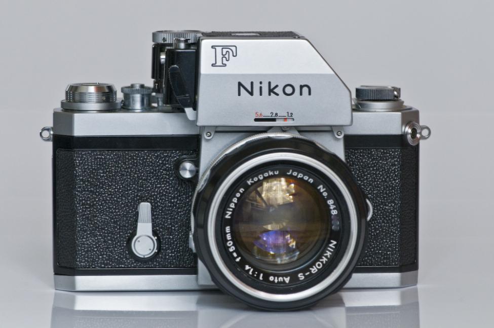brukt nikon d810