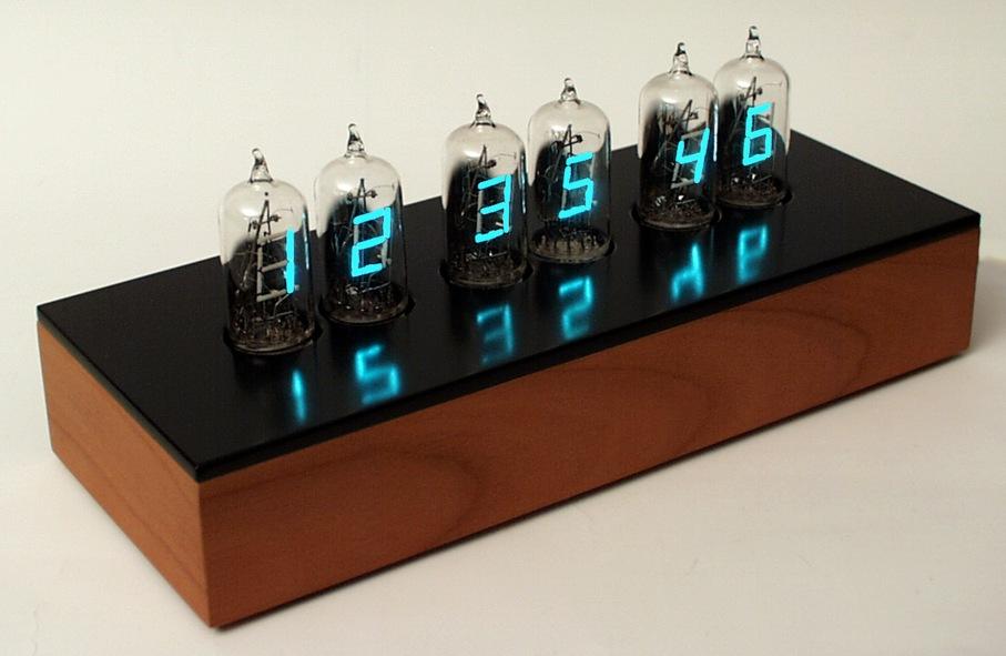 Nixie tube clock norge