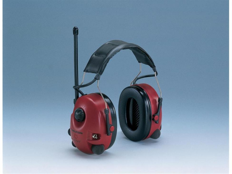 Aktiv støydemping skadelig