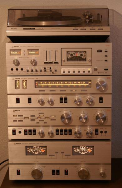 Philips US-Lab,AF829 MK II Stereo Turntable,N5741 Tapedeck,AH673 Tuner,AH572 Pre Amplifier,AH578.jpg