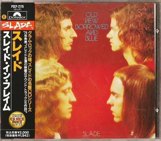 Navn:      Slade - Old New Borrowd and Blue. Polydor POCP 2177..jpg Visninger: 3972 Størrelse: 59.4 Kb