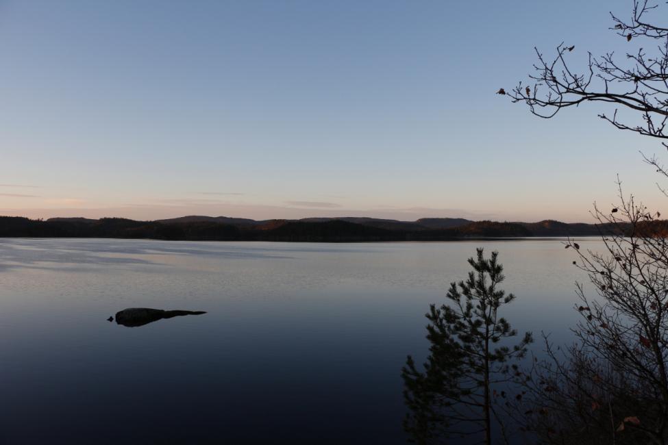Navn:      solnedgang_roresanden.jpg Visninger: 753 Størrelse: 48.7 Kb