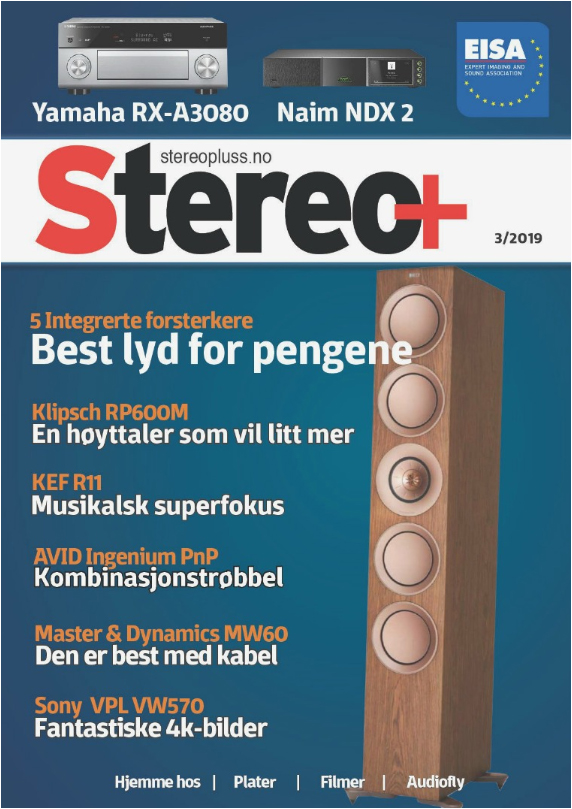 Stereo+ Nr 3 - 2019