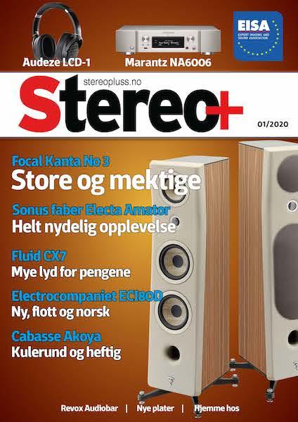 Stereo+ Nr 1 - 2020