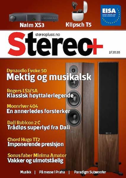 Navn:      Stereopluss forside 2020-02.jpg Visninger: 435 Størrelse: 53.0 Kb