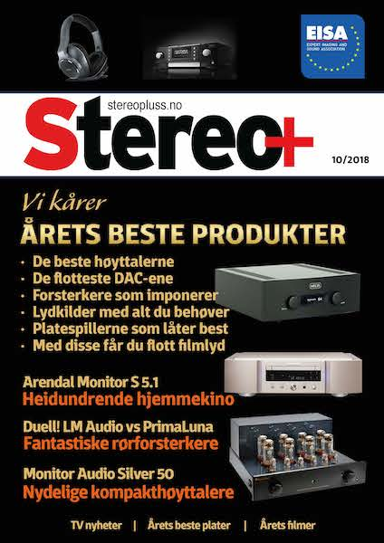 Stereo+ Nr 10 - 2018