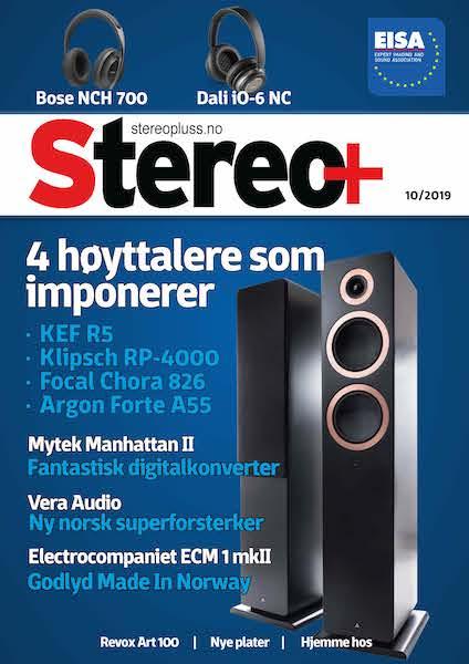 Stereo+ Nr 10 - 2019