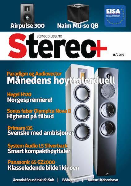 Stereo+ Nr 8 - 2019