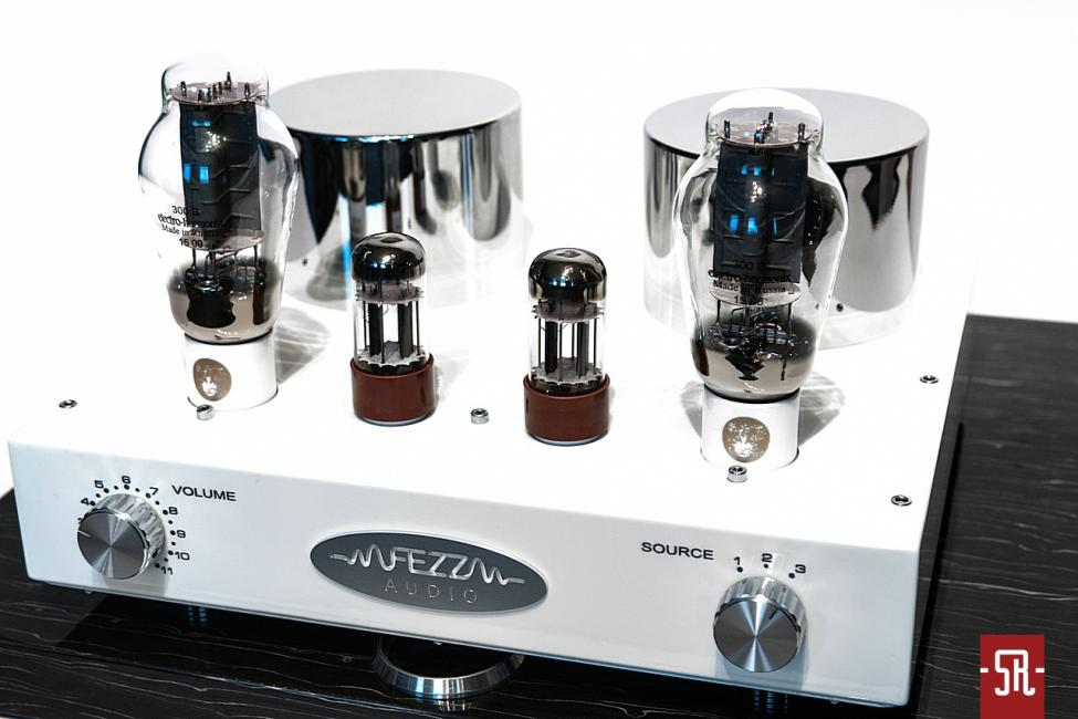 Fezz Audio Mira Ceti 300b Set Testet Hifisentralen