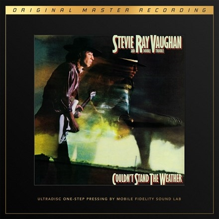 Stevie Ray Vaughan - Couldn`t stant the weather  ONE STEP.jpg