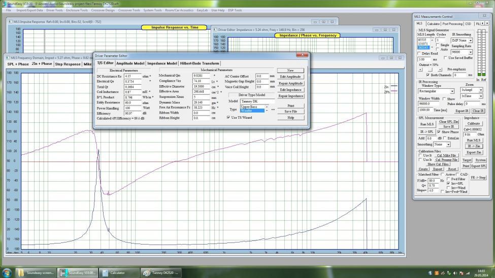 Navn:      Tannoy DK2520 -Bass -TS parameter.jpg Visninger: 603 Størrelse: 106.1 Kb