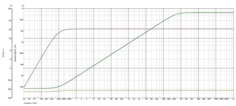 Navn:      THAT 1200 impedanse ideell OPAMP.jpg Visninger: 615 Størrelse: 54.5 Kb