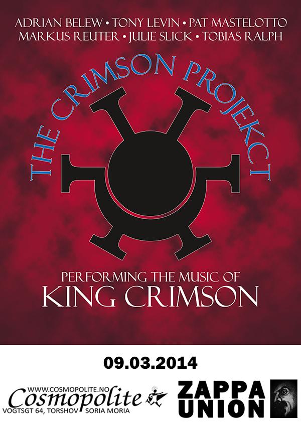 Navn:      The Crimson ProjeKCt.jpg Visninger: 546 Størrelse: 350.5 Kb
