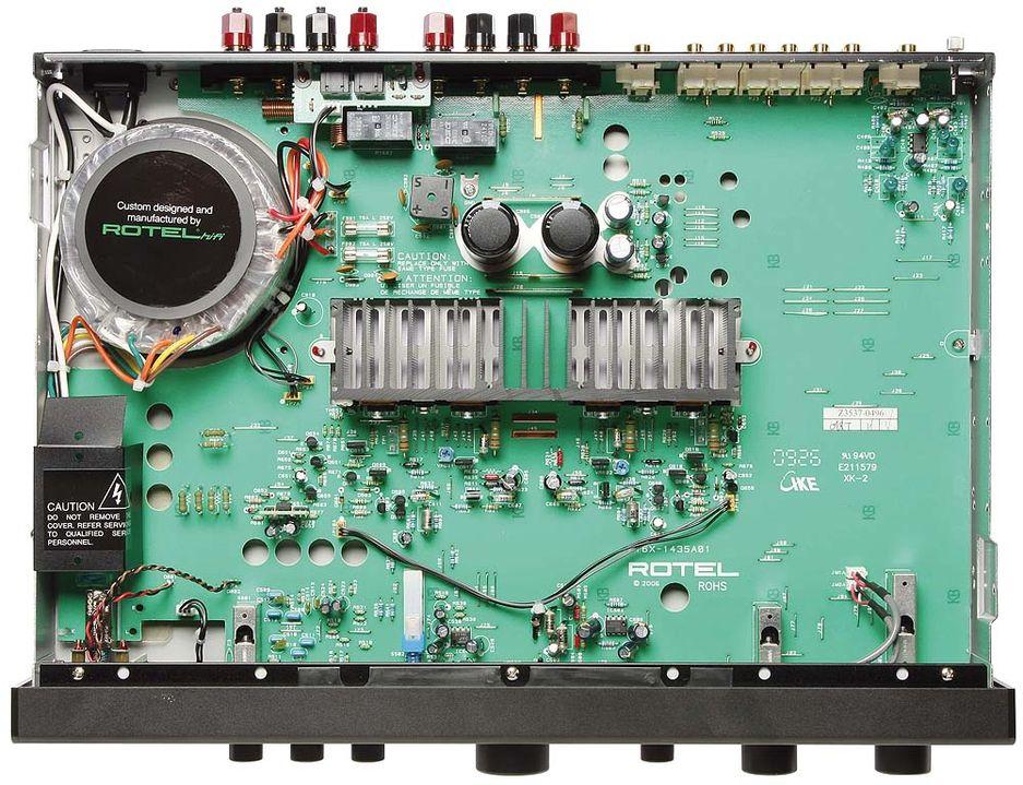 Black amp red ii - 3 6