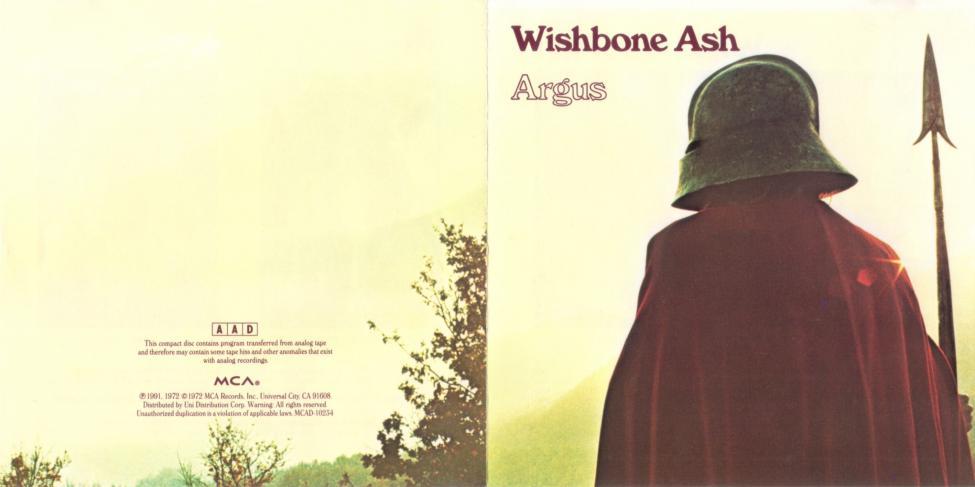 Navn:      Wishbone Ash - Argus. MCA 10234..jpg Visninger: 3954 Størrelse: 37.6 Kb