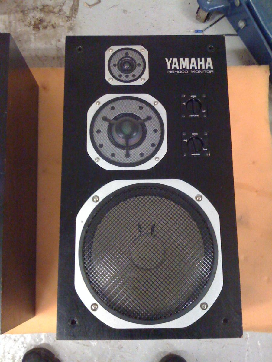 Navn:      Yamaha NS-1000N 001.jpg Visninger: 1778 Størrelse: 134.7 Kb
