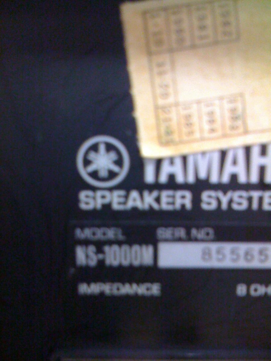 Navn:      Yamaha NS-1000N 007.jpg Visninger: 1519 Størrelse: 96.8 Kb